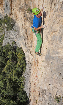 Climbing at Gola di Frasassi | Le Marche another Italy | Scoop.it