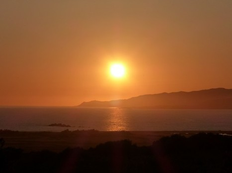 Corse - Coucher de soleil - Région de Propriano | Faaxaal Forum Photos gratuite Faune et Flore | Scoop.it