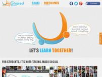 Unishared. La prise de notes en classe en mode collaboratif. | veille numérique et pédagogique | Scoop.it