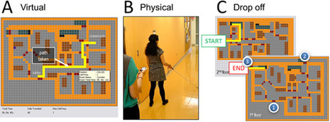 Audio-based virtual gaming aims to help the blind navigate | Technology for the Blind and Visually Impaired | Scoop.it