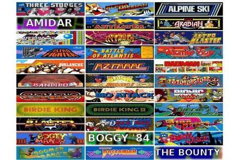 The Internet Arcade: 900 juegos retro para jugar en el navegador | Contactos sinápticos | Scoop.it