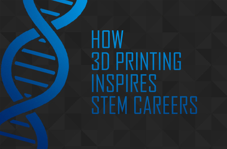 How 3D Printing Inspires 8th Graders to consider STEM Careers | 3D Engineering | Scoop.it