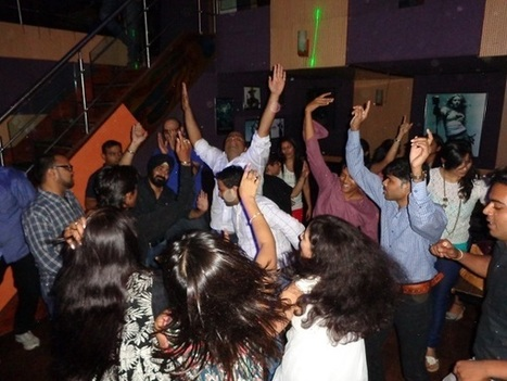 Office New Year Party? Know what kind you will meet in every party. | General | Scoop.it