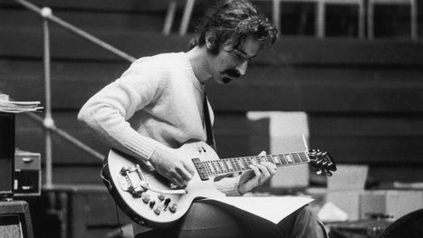 Now you can buy Frank Zappa's house and fund a documentary about him | Frank Zappa rocks | Scoop.it