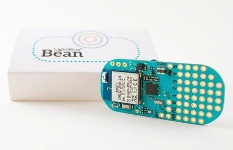 Arduino LightBlue Bean Update Adds Node-RED Support - Geeky Gadgets   Arduino, Netduino, Rasperry Pi!   Scoop.it
