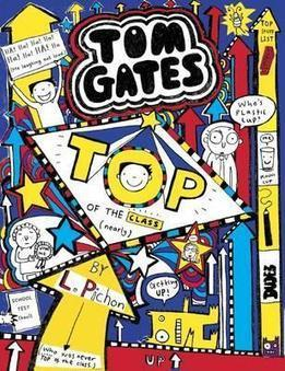 Top of the Class (nearly) (Tom Gates #9) - Reading Time | Reading discovery | Scoop.it