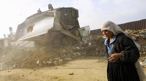 Land Destroyer: The Israeli Nightmare | Global politics | Scoop.it