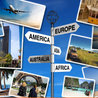World Tour(African Safari, South American, India, Tibet.. )