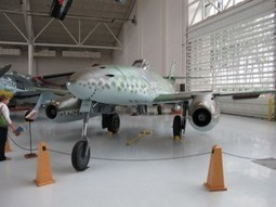 Messerschmitt Me 262 – Walk Around | History Around the Net | Scoop.it
