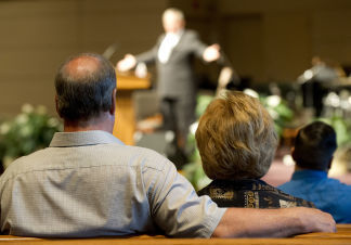 Pastors challenge IRS rule with partisan talk - 89.3 KPCC | Law and Religion | Scoop.it