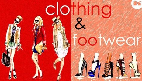 The strong growth of clothing and footwear in India | FIND NEW TARGETED CLIENTS | Scoop.it