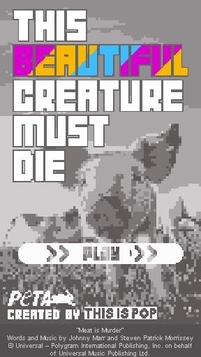 La PETA lance un serious game contre la cruauté envers les animaux | SeriousGame.be | Scoop.it