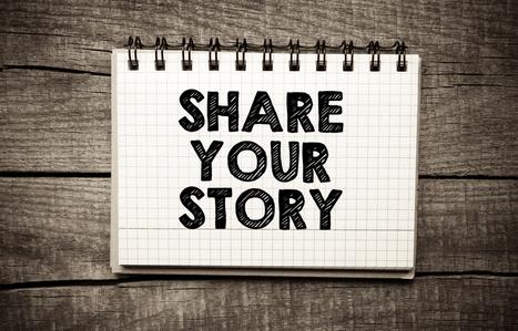 The Power of Storytelling When Making a Presentation | Digital Cinema - Transmedia | Scoop.it