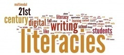 The #literacies Chat is Born! « developing writers | Maps are Arguments | Scoop.it