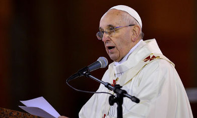 Pope in Brazil warns against legalising drugs and conflates use with misuse | Recreational drug use | Scoop.it