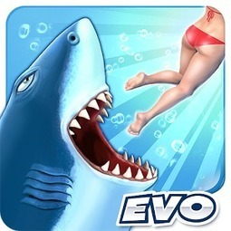 Hungry Shark Evolution for PC - Free Download (Windows & Mac) | Android Apps for PC | Scoop.it