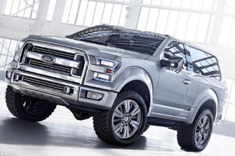2016 Ford Bronco Release Date and Review - Kadonlod | New Cars Release | Scoop.it