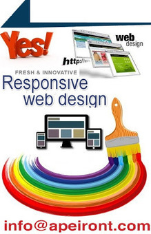 Web Tech News: Responsive Web Design - The Key To Succeed   Apeiront   Scoop.it