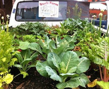 A Pickup Truck Grows an Educational Mini-Farm | Urban Life | Scoop.it