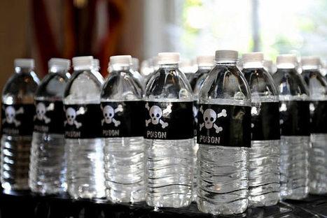 Más de 24.000 productos químicos contaminan el agua embotellada | Educacion, ecologia y TIC | Scoop.it