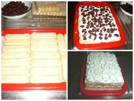 #Recept: Voćna torta sa piškotama | Recepti i kuhinja za pocetnike [ kao ja] | Scoop.it