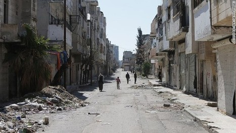 Truce in key Syrian city of Homs goes into effect | My perfect job | Scoop.it