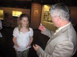 ALLEMAGNE : 11-jährige Finderin überreichte 7.000 Jahre alte Steinaxt | World Neolithic | Scoop.it