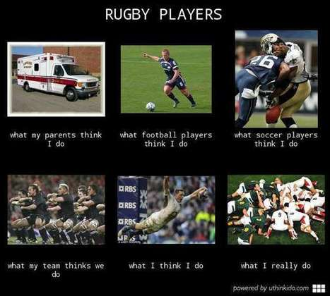 Rugby Players | What I really do | Scoop.it