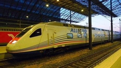 Express train success - BarentsObserver   Finland   Scoop.it