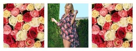 Roses Are Red | Luxury Designer Swimwear Fashion | Scoop.it
