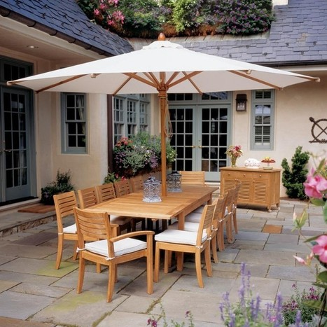 6 Important Points to Know Before Buying Patio Umbrella from an Online Store | Best Online Patio Umbrellas Store | Scoop.it