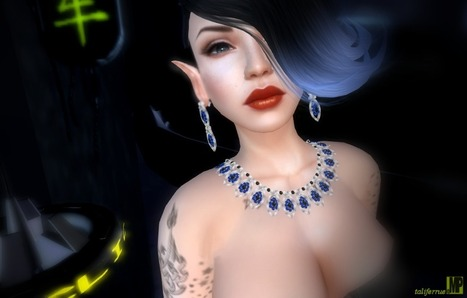 Cybercity Sally | @Melroo's Place | Second Life Goodies | Scoop.it