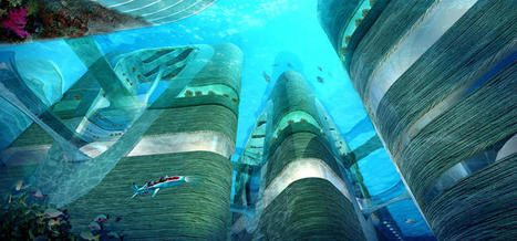 Giant Chinese City Floating In The Ocean | Asia: Modern architecture | Scoop.it