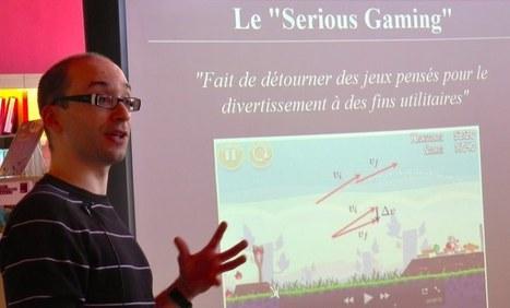 Les Serious Games, plaisir de jeu et/ou plaisir d'apprendre ? - Ludovia Magazine | Bienvenue dans l'ère du numérique ! | Scoop.it
