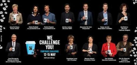 Belgique participe à la plus grande pause-café fairtrade au monde | Commerce équitable et durable | Scoop.it