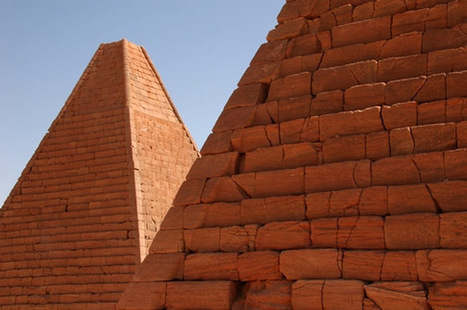 Sudan. Jebel Barkal | Ancient Burial Traditions | Scoop.it
