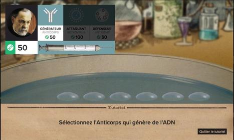 Louis Pasteur - Uchroniques | Interactive & Immersive Journalism | Scoop.it