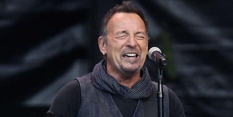 """Pour Bruce Springsteen, Donald Trump est un """"abruti"""" qui fait honte aux USA - France TV Info   Bruce Springsteen   Scoop.it"""