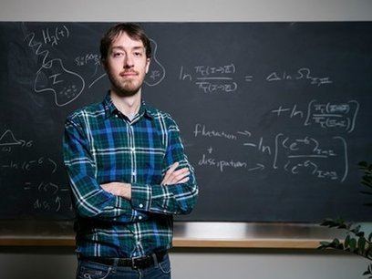 This Physicist Has A Groundbreaking Idea About Why Life Exists | #Technology | Scoop.it