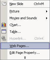 LiveWeb - insert and update web pages real-time in PowerPoint | technologies | Scoop.it