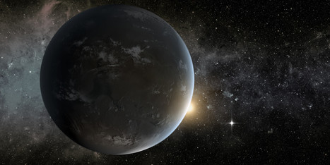 Une exoplanète jumelle de la Terre aurait été découverte, la plus proche de nous | Beyond the cave wall | Scoop.it