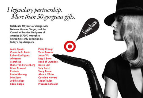 Top 10 Gifts From Target + Neiman Marcus Holiday Collection | TAFT: Trends And Fashion Timeline | Scoop.it