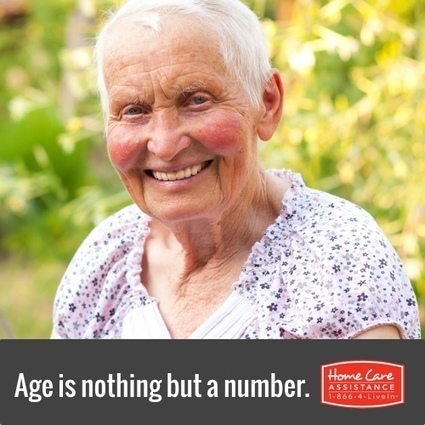 Senior Wellness: How to Age with a Positive Outlook | Home Care Assistance of Oklahoma | Scoop.it