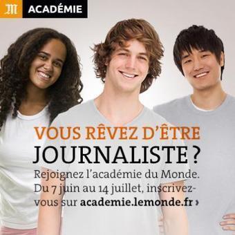 Monde Académie, un concours pour devenir journaliste - Sortiraparis | Deuxième saison Monde Académe | Scoop.it