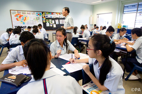 Why is Singapore's school system so successful, and is it a model for the West? | How to improve your class | Scoop.it