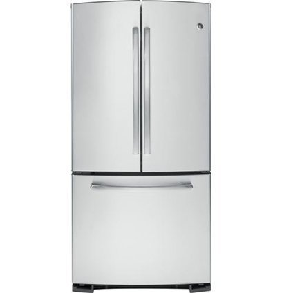 !!!  Discount   GE GNS22ESESS 22.1 Cu. Ft. Stainless Steel French Door Refrigerator GE | Cheap Refrigerators on Sale | Scoop.it
