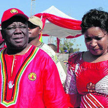 After poll loss, Tsvangirai loses his wife | NGOs in Human Rights, Peace and Development | Scoop.it