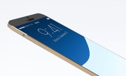 iPhone 6 : un seul modèle de 4,7 pouces ? - MacPlus | Réseaux sociaux | Scoop.it
