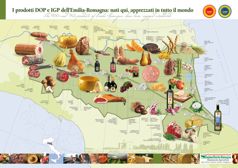 Discovering the origins: tastes and traditions of Emilia Romagna Region | Italia Mia | Scoop.it