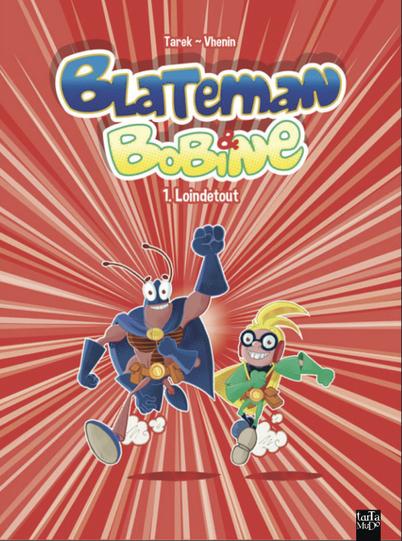 Preview : Blateman et Bobine, tome 1   Bande dessinée et illustrations   Scoop.it